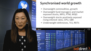 Portfolio strategy in a synchronised world growth & November review