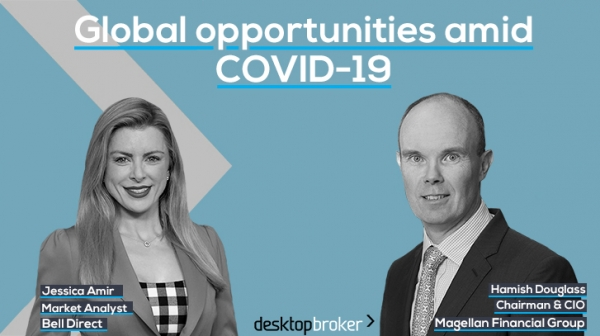 Global opportunities amid COVID-19 with Hamish Douglass