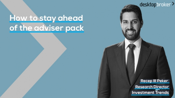 How to stay ahead of the adviser pack | Investment Trends' Recep Peker