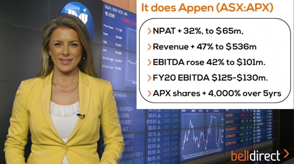 Reporting season: Appen results